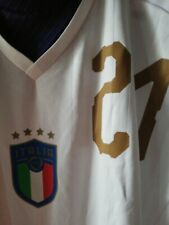 Maglia Shirt Italia Tonali Brescia Inter Milan Juventus Signed Autografata Match