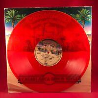 "DONNA SUMMER Hot Stuff 1979 UK 12"" RED Vinyl Single EXCELLENT CONDITION"