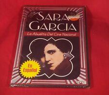 Sara Garcia: La Abuelita Del Cine Nacional (DVD, New, En Espanol)