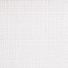 Bezugsstoff Möbelstoff Polsterstoff Brooks weiß 1,4m Breite
