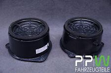 Orig. 1 PAAR SET Audi A6 4F C6 Q7 Bose Lautsprecher Türlautsprecher 4F0035415A