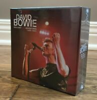 David Bowie Brilliant Live Adventures - CD - Empty Slipcase Box sealed