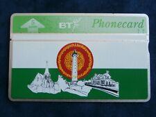 Rare BT Phonecard - Longest Village Name in The World - LLanfairpwllgwyngyll