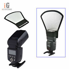 Yongnuo YN-560 IV Flash Speedlite + Silver/White Reflector for Canon Nikon Sony