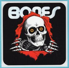 1Bones-Large-Vinyl Sticker