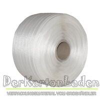 2 Rollen gewebtes Umreifungsband für Bündelgerät Ster Holz 19mm 400m 975kg NEU