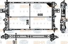 8MK 376 713-004 HELLA Radiador refrigeración del motor