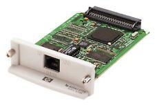 Hp Jet Direct 615N J6057A Eio 10/100 Plug In Print Server Card Good
