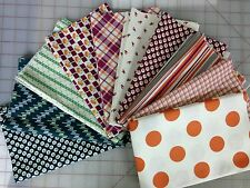 OOP Denyse Schmidt Franklin Fabric Fat Quarter Bundle Freespirit