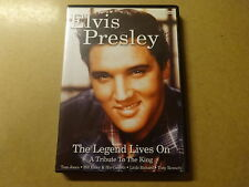 MUSIC DVD / ELVIS PRESLEY: THE LEGEND LIVES ON, A TRIBUTE TO THE KING