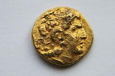 GRECO ANTICO REGNO DI TRACIA lysimachos 323-281 Moneta D'Oro Statere 4th secolo A.C.