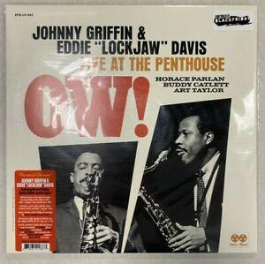 "Sealed Johnny Griffin Eddie ""Lockjaw"" Davis Live at Penthouse RSD Numbered Vinyl"