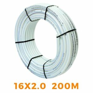 10m ISO tubo Multi plastro en couche verbundrohr 16 x 2mm heizungsrohr pexb BL