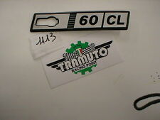 SIGLA - FREGIO RITMO 60 CL   - TRAMUTO