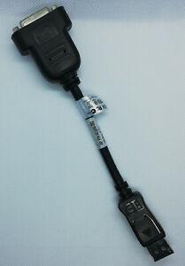 NEU Original HP Displayport DP zu DVI-D Adapter P/N: 481409-002 OVP NEU