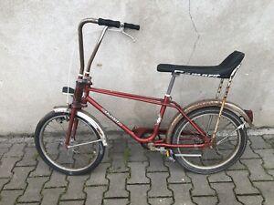 Bonanzarad Fahrrad, Rot, Kalkhoff, Kellerfund, an Bastler