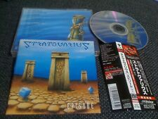 EPISODIO degli STRATOVARIUS/+1/JAPAN LIMITED CD OBI
