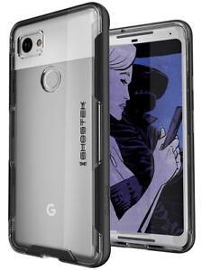 For Google Pixel 2 XL Case | Ghostek CLOAK3 Ultra Slim Clear Shockproof Cover