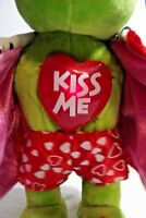 Frog Green Animated Plush Toy Doll Lovers Sweethearts Singing Your Unbelievable