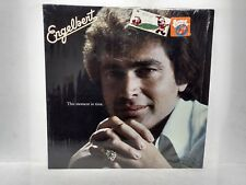 Engelbert Humperdink This Moment In Time Vinyl Record From CBS & Epic 1979 lp611