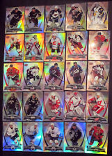 2008-09  MCDONALD'S UPPER DECK - COMPLETE BASE SET OF 50 + 6 GOALIE CHECK LISTS