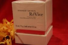 REVIVE INTENSITE LES YEUX FIRMING EYE CREAM FULL SIZE .5 OZ SEALED AUTHENTIC