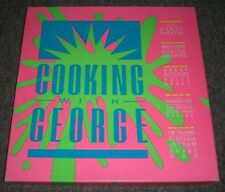 """Cooking With George~RARE 1984 Australia Import 5 12"""" 45 RPM EPs New Wave Box~NM"""
