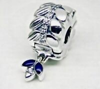Authentic Pandora GRAINS OF ENERGY CHARM CLIP W/ Pandora TAG & BOX #797591CZ