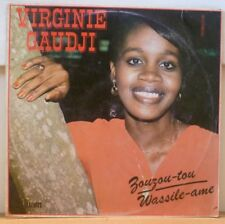 AFRO DISCO BOOGIE DANCEFLOOR WINNER + ROOTS REGGAE VIRGINIE GAUDJI CLEAN LISTEN