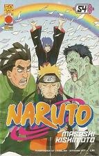 MANGA - Naruto N° 54 - Prima Edizione Serie Nera - Planet Manga 107 - NUOVO