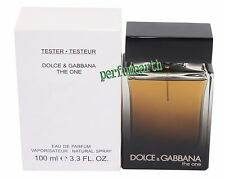 D&G The One By Dolce & Gabbana Eau De Parfum Tstr 3.3 3.4 Oz 100 Ml For Men Tstr
