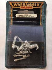 Warhammer 40k Dark Eldar Incubi With Blaster 8077B Metal NIB