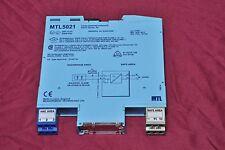 Mtl 5021 loop powered alarm driver