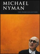Michael Nyman The Piano Collection Sheet Music Book