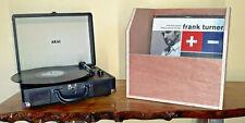 12 inch Vinyl Albums Record LP Storage Box Capacity 100