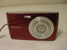 SONY CYBERSHOT DIGITAL CAMERA DSC-W510 with BATTERY