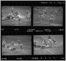 New York Jets vs Buffalo Bills at Shea Stadium Nov 2, 1975 35mm B& W Neg