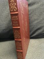 Easton Press: Anton Checkov Two Plays, The Cherry Orchard, Three Sisters