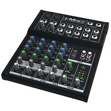 Mackie Mix8 8-Channel Compact Audio Mixer