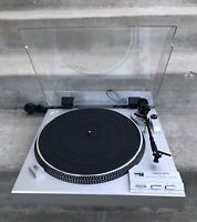 Classic REALISTIC LAB-430 Direct Drive JAPAN Turntable w/ R47XT / Shure 5X