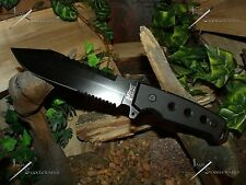 Survival knife/Bowie/M-tech Extreme/Full tang/Heavy duty/Hunting/MOLLE/Zombie