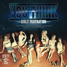 GIRLS' GENERATION SNSD VOL.5 [ YOU THINK ]  NEW ALBUM K POP