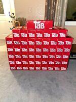 Tab Soda 12-Pack Soft Drinks Tab Coca-Cola 12-Pack 12 oz | Exp: May 10th 2021🔥