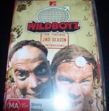 Wildboyz The Complete Season 2 Uncensored (Aust Region 4) DVD – Like New