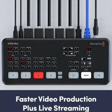 Original Blackmagic Design Atem Mini Pro Hdmi Live Stream Switcher - open-box