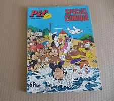 MAR4  ---- No PIF GADGET  PIF POCHE spécial  comique Hors Série de 1978