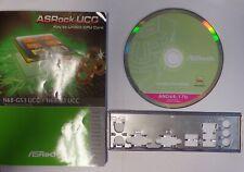 ASRock N68-GS3 UCC - Handbuch - Blende - Treiber CD   #308320