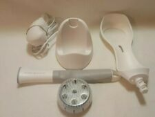 White Clarisonic Pro - Skin Cleansing For Face & Body HANDLE/BRUSH ONLY