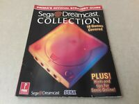 Primas Official Strategy Guide Sega Dreamcast Collection