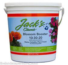 JR Peters Jacks Classic 4 lbs. Blossom Booster 10-30-20 Plant Food Fertilizer